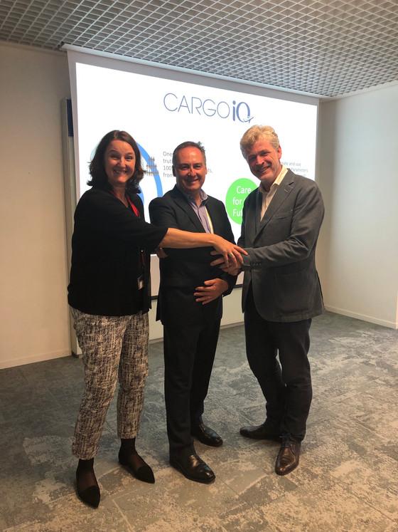WiseTech Global joins Cargo iQ