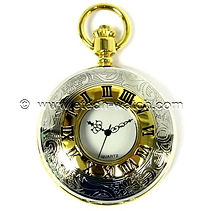 Click to : Brass Pocket Watch