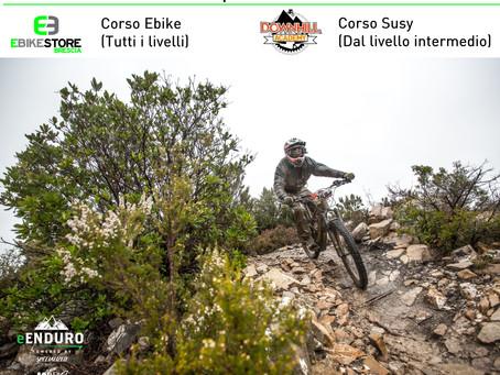 Primo corso dedicato alle E-bike!