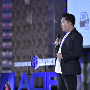 Hashcube's CEO Speaks at Thailand's First Bitcoin Mining Forum on 21st September