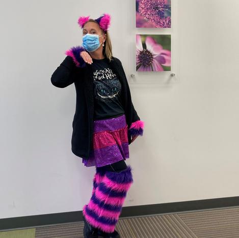 17. Cheshire Cat