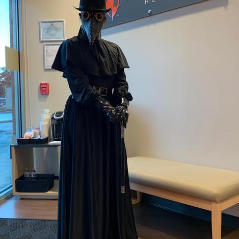 22. Plague Doctor 2020