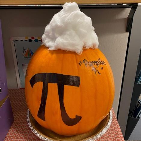12. Pumpkin Pi
