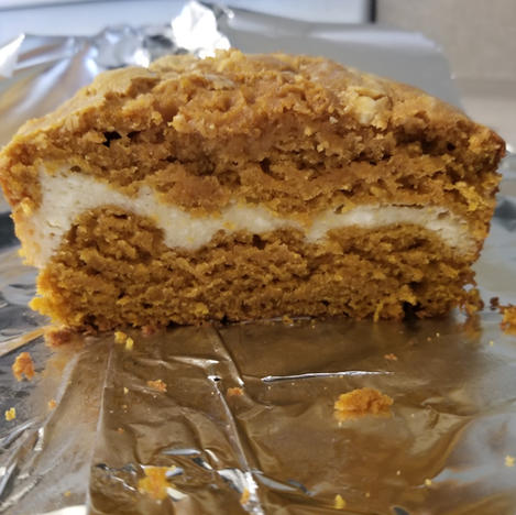 Pumpkin Bread, Indy Support Center