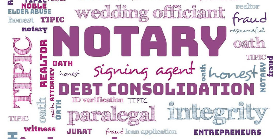 Mobile Notary Fundamentals