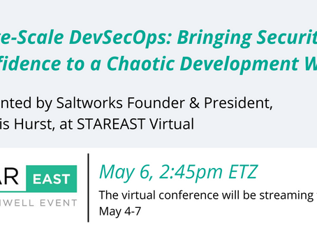STAREAST Virtual Conference