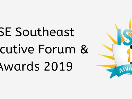 ISE Southeast Executive Forum & Awards 2019