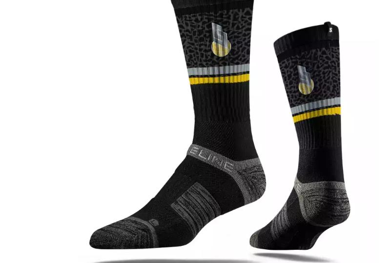CJ Skills Academy 15.3 Strideline Premium Crew Sock