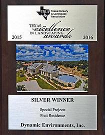TNLA Silver award