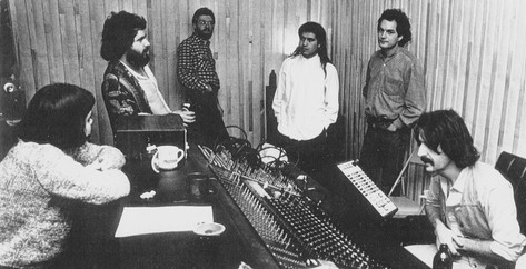 Early recording at Ambience Recorders