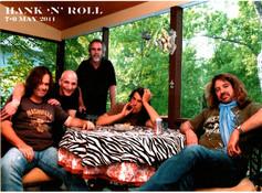 """Recording """"Hank n Roll"""" in Nashville"""