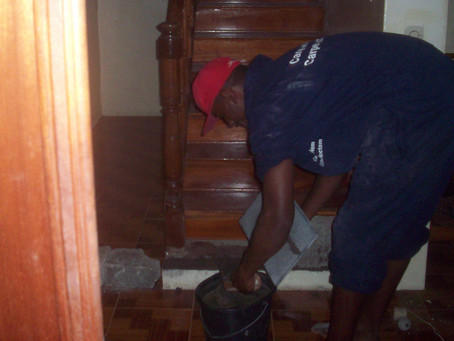 - From RENOVATION to TOTAL CONSTRUCTION -