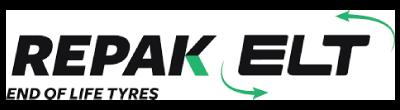 Repak elt end of life tyres logo