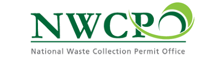 national waste collection permit office logo