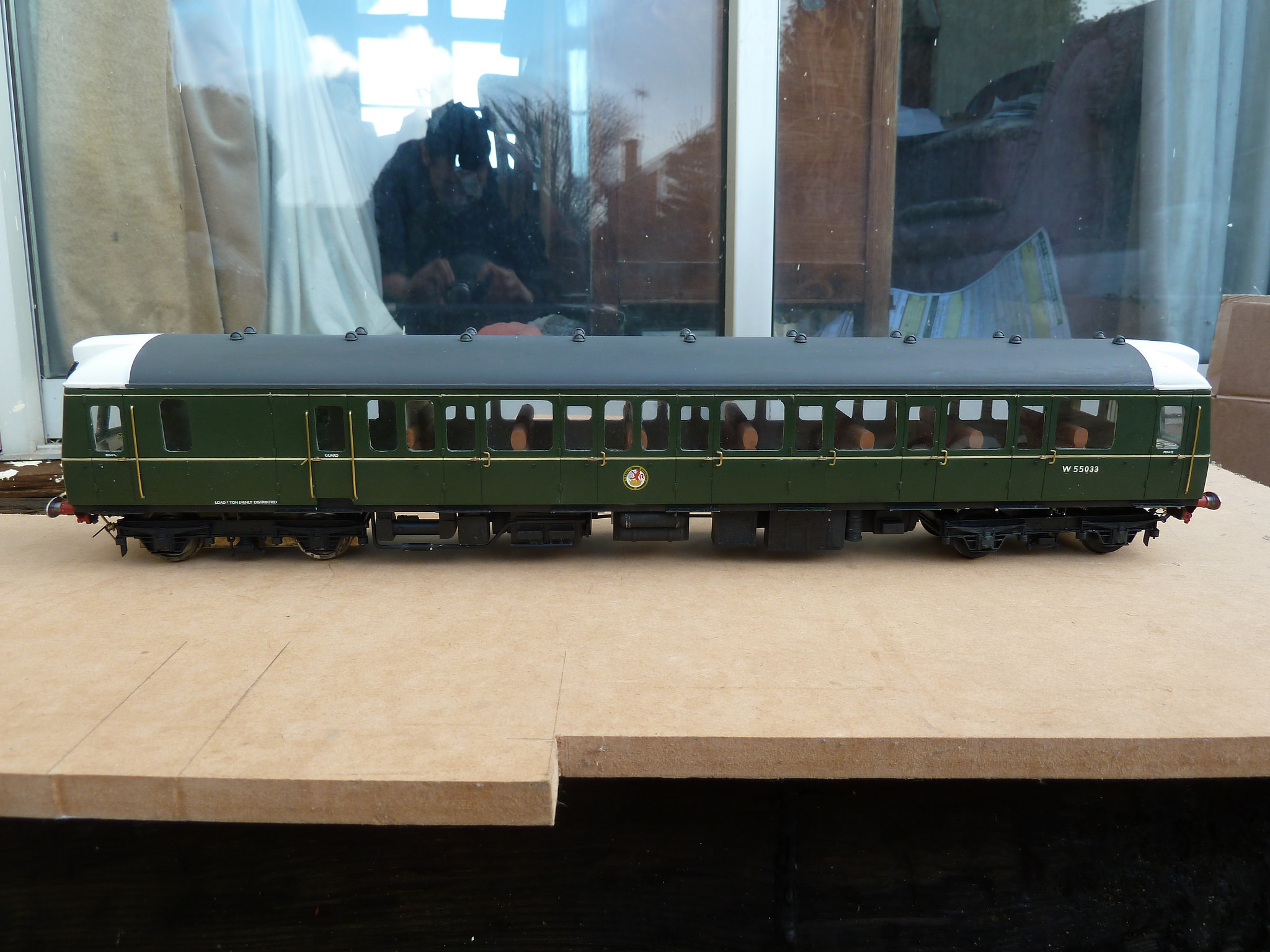 Class 121 DMU single car