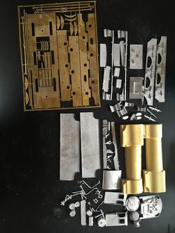 SR Q 0-6-0 loco kit