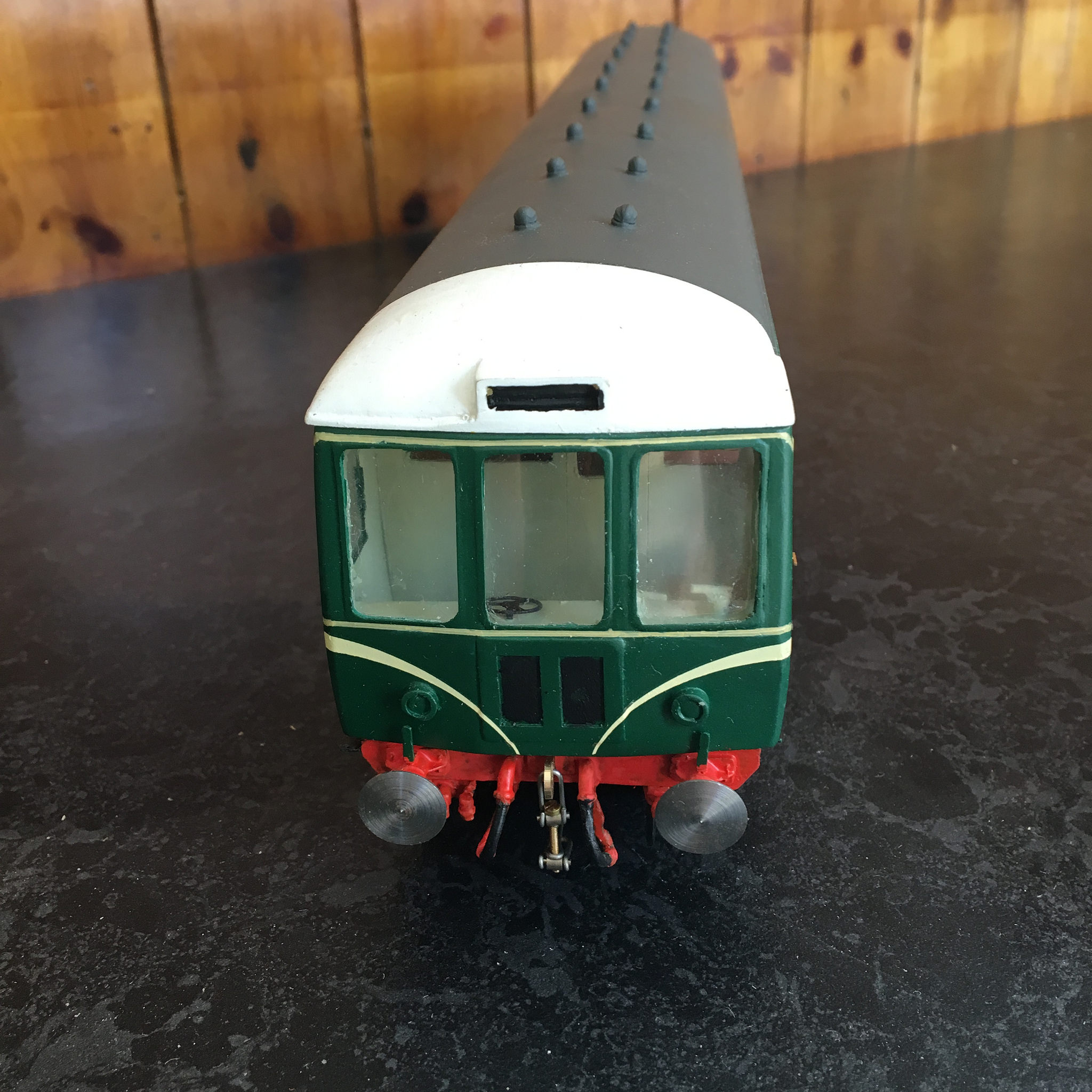 Class 119 DMU