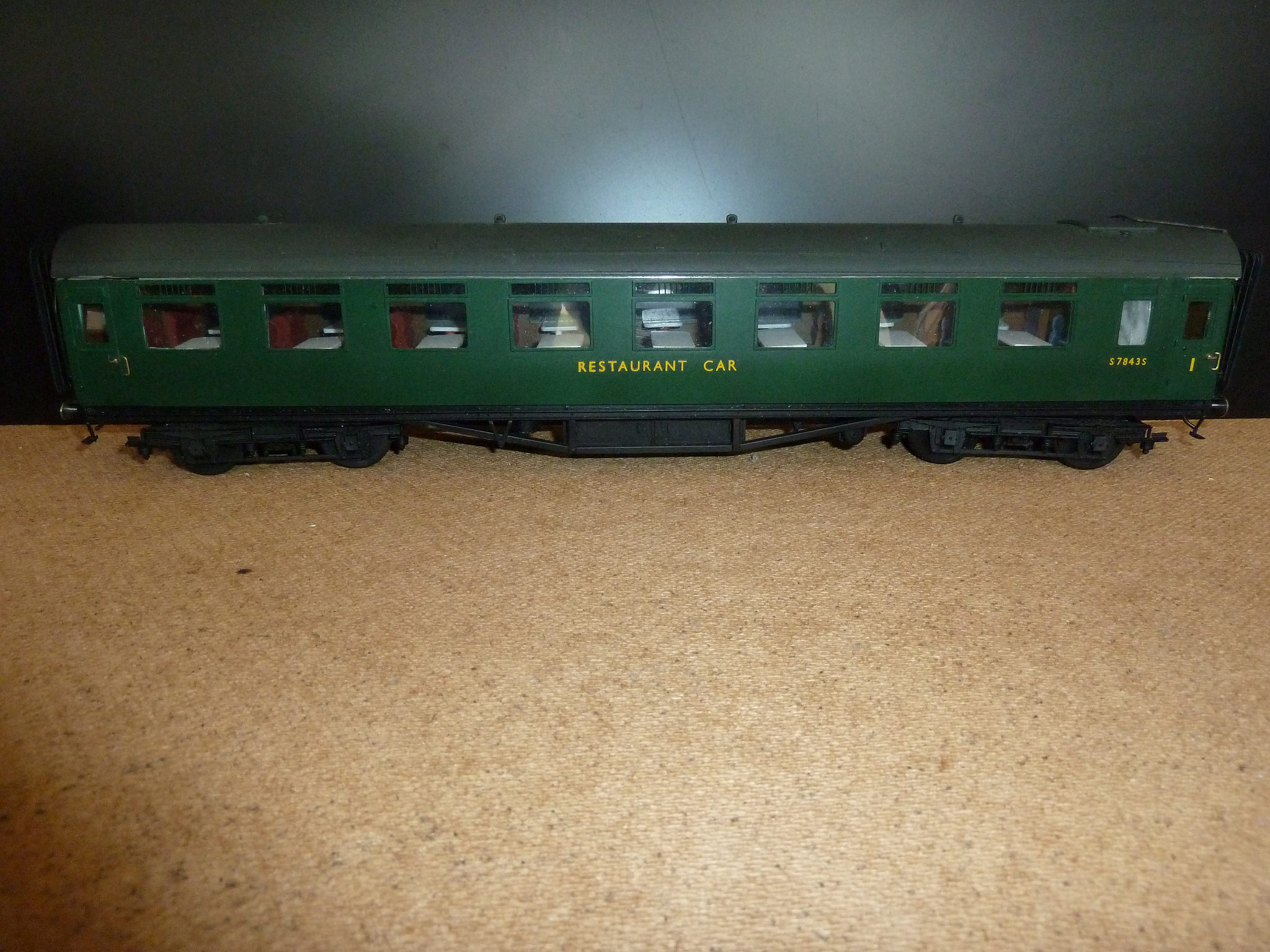 SR Maunsell Restaurant Dining Car