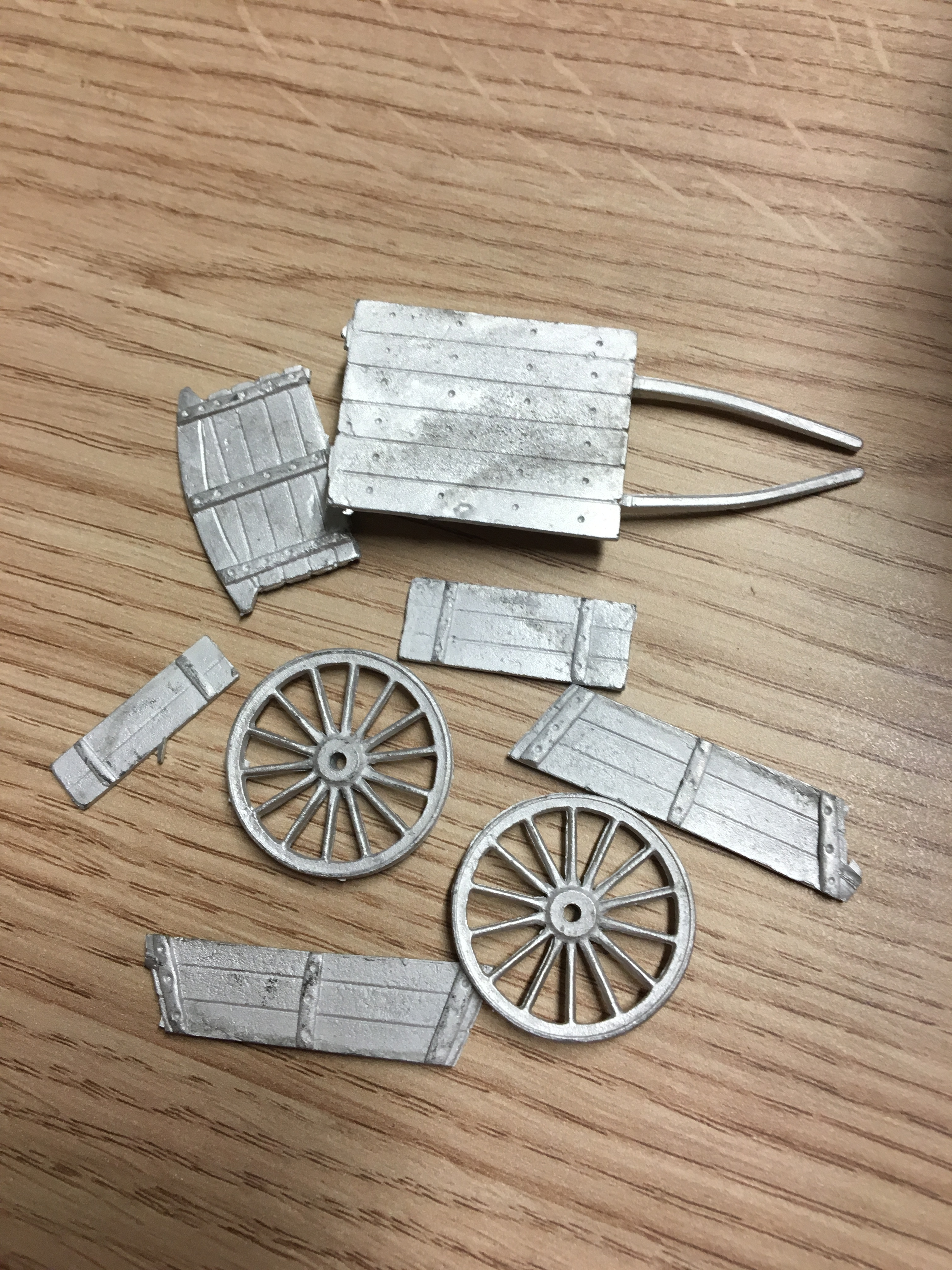 horsedrawn cart kit