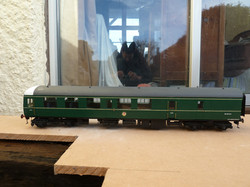Class 120 DMU Driving brake motor