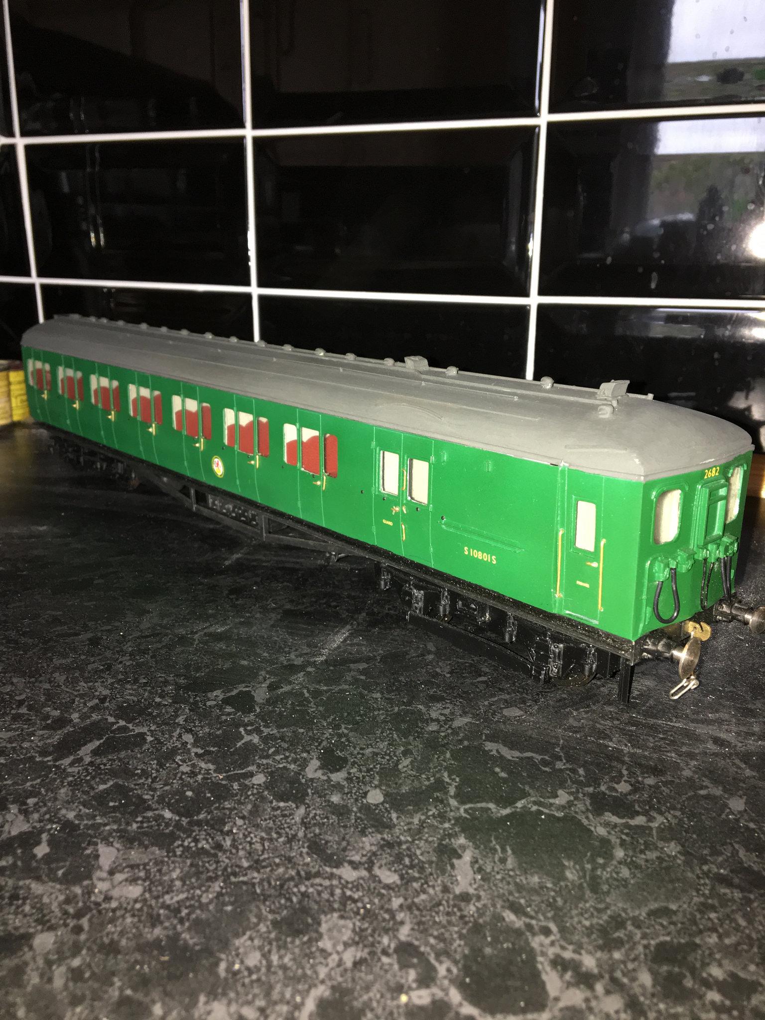 SR 2-HAL EMU