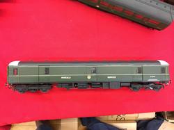 Class 128 Parcel DMU