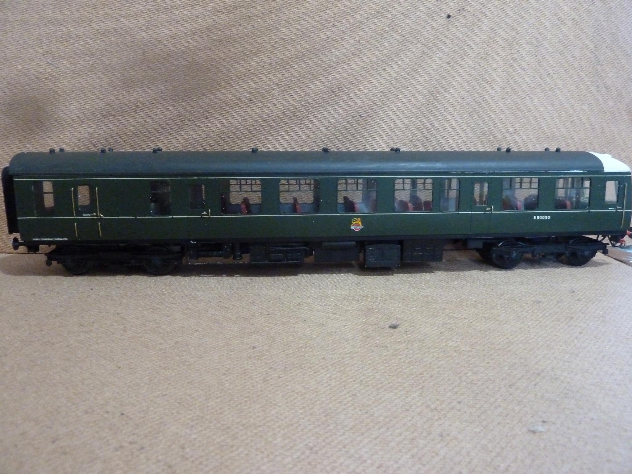 Class 114 DMU Motor brake