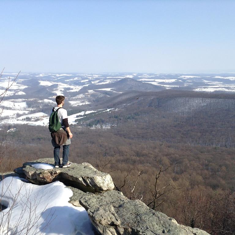 Hawk Mountain Hike