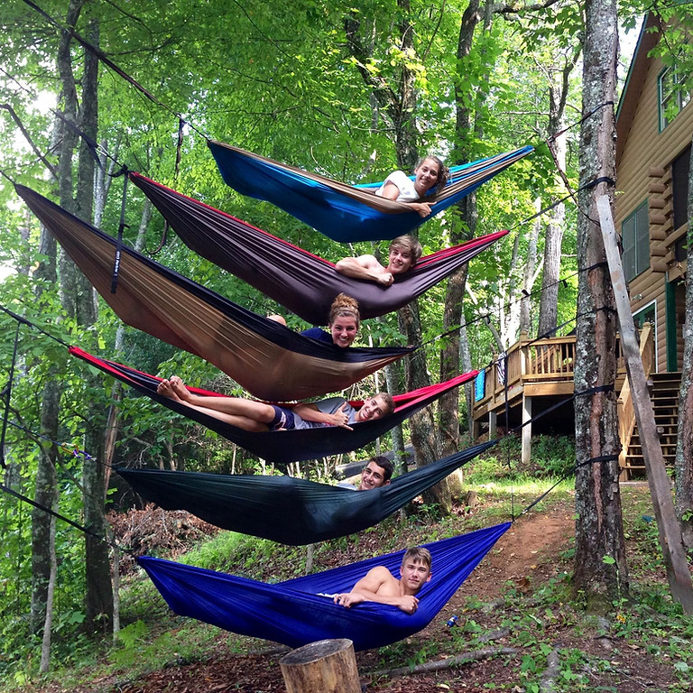 Frassati Camping Weekend