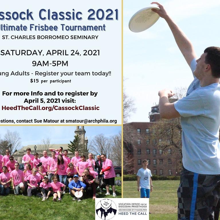 Cassock Classic Frassati Team