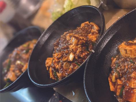 ⑯麻婆豆腐