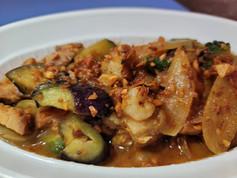 Pinakbet(野菜炒め)