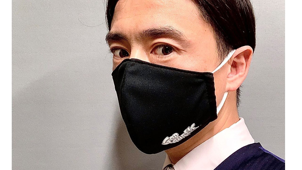 布マスク  Bタイプ Cloth Mask Type-B