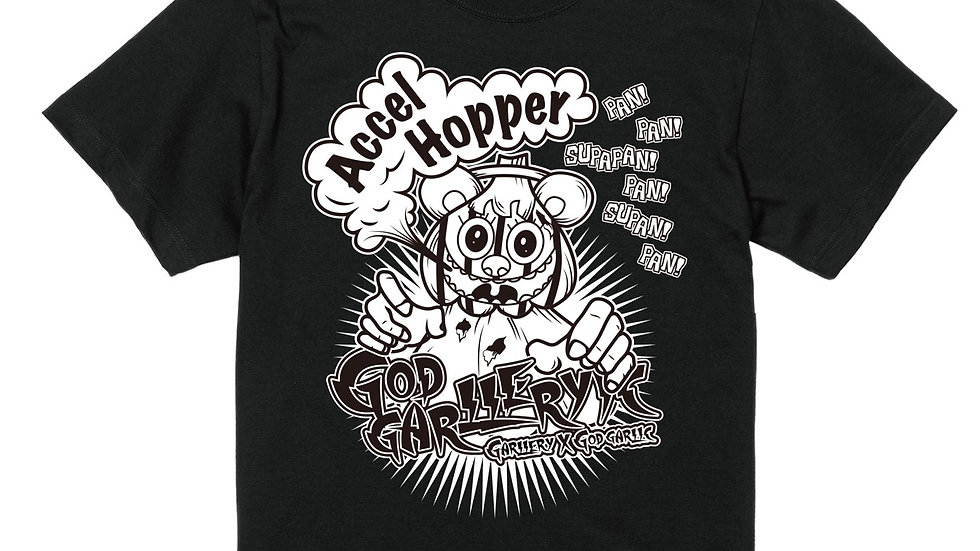 T-shirt #005 GOD GARLLERYC