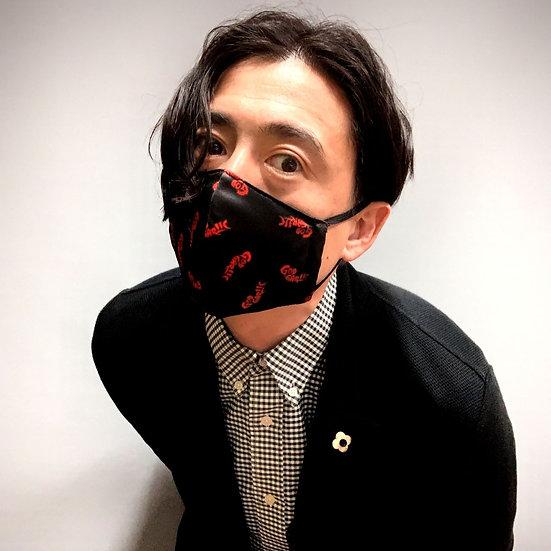 布マスク  Aタイプ Cloth Mask Type-A