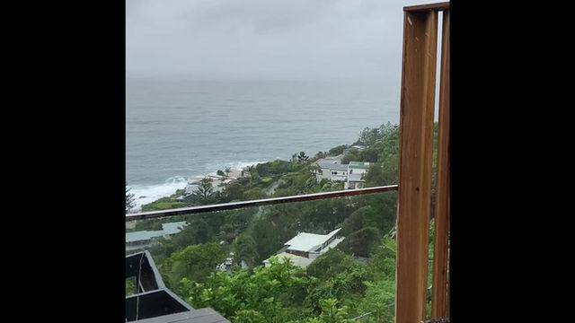 Rainy Sydney to Sunny Mullumbimby