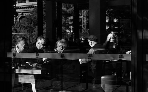 Lunch Melbourne