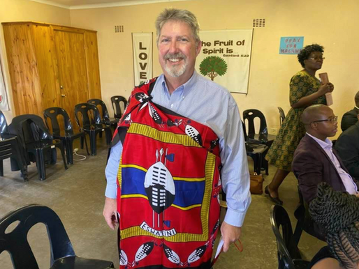 November 2019 Trip to ESwatini