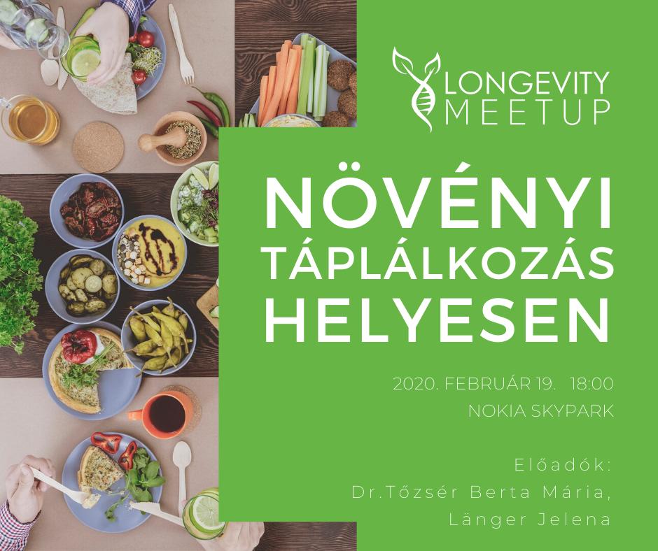 Longevity Meetup VI.