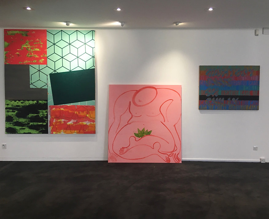 Hockney Gallery and Senior Common Room Royal College of Art 2018 - 4.JPG