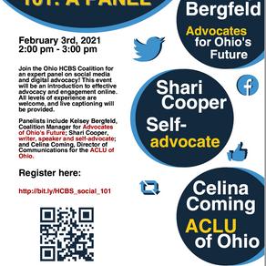 Social Media 101: A Panel Event