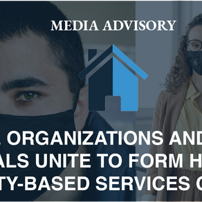 Ohio Service Organizations and Concerned Individuals Unite to Form Home-and Community-Based Services