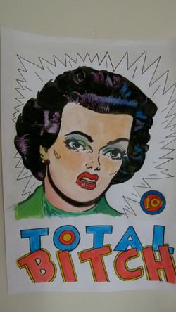 Total Bitch