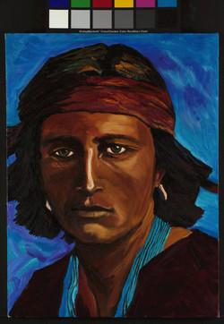 Young Navajo - $1200