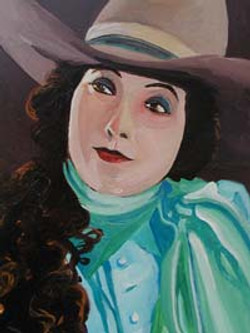 Cowgirl - $600