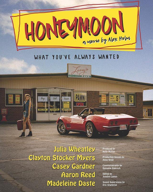 Poster from Honeymoon