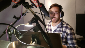 CLAYTON JOINS THE COAST TO COAST TALENT GROUP'S VOICEOVER ROSTER!