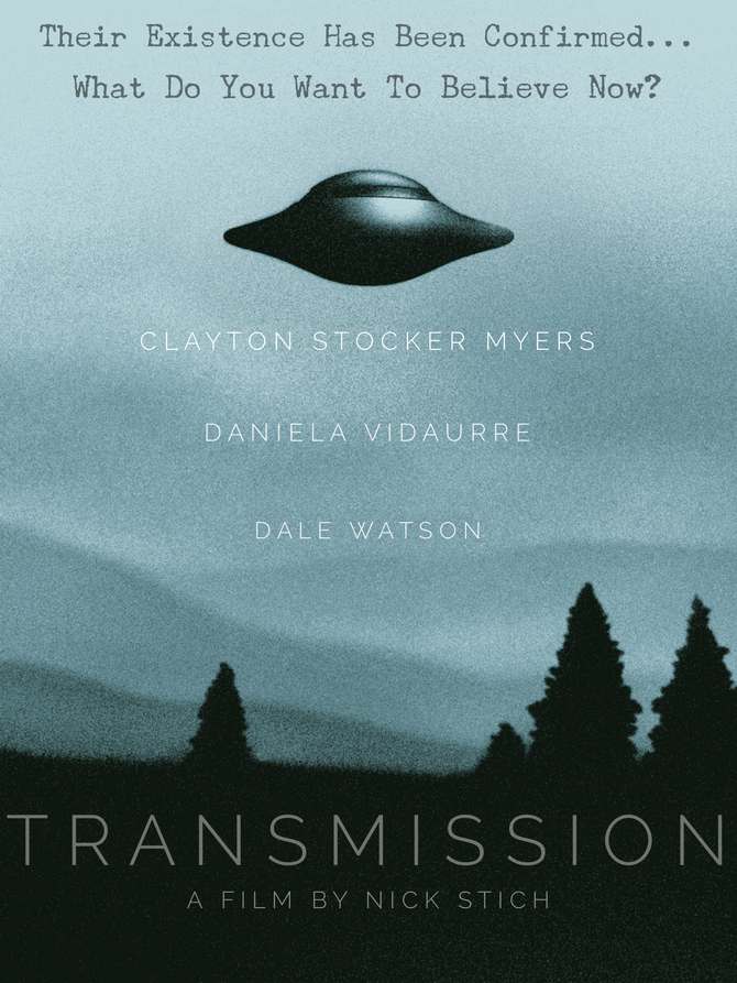 "CAST AS LEAD IN INDIE FEATURE ""TRANSMISSION"" TO FILM 2019"