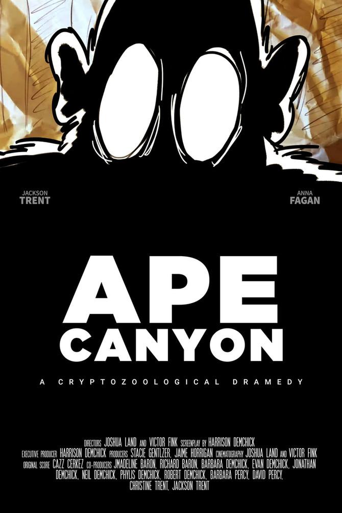 APE CANYON - FESTIVAL RUN BEGINS