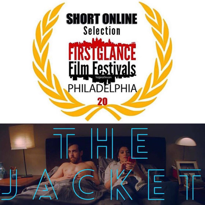 THE JACKET - Begins it's Festival Run